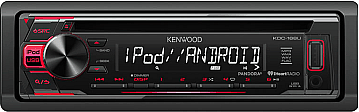 Kenwood Semi Truck Radio