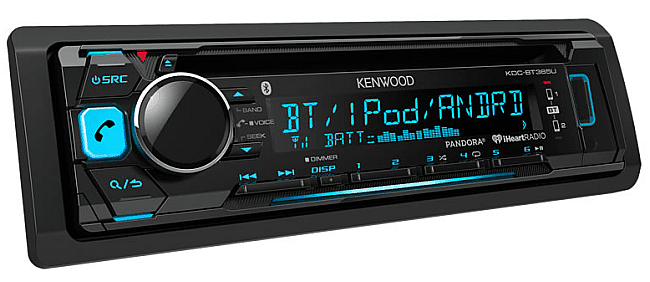 Kenwood Trucker Series Radios